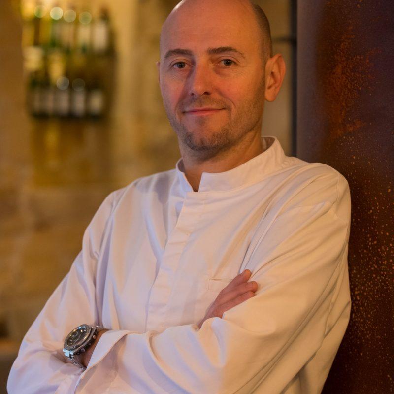 Portrait du Chef Julien ELLES